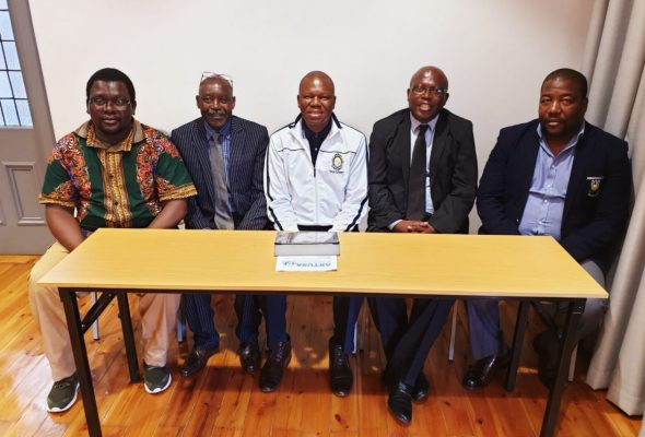 THE ANTUSA EXECUTIVE BOARD MEETING HELD IN PRETORIA