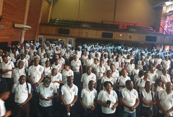 Successful Congress in Pretoria