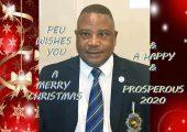 A FESTIVE SEASON MESSAGE FOR ALL MaPEU-AMAHLE
