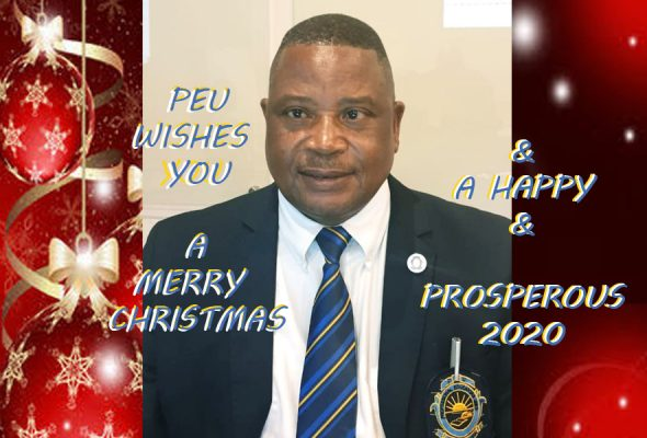 A FESTIVE SEASON MESSAGE FOR ALL MaPEU-AMAHLE